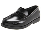Sperry Kids - Colton (Youth 2) (Black Brush Off) - Footwear