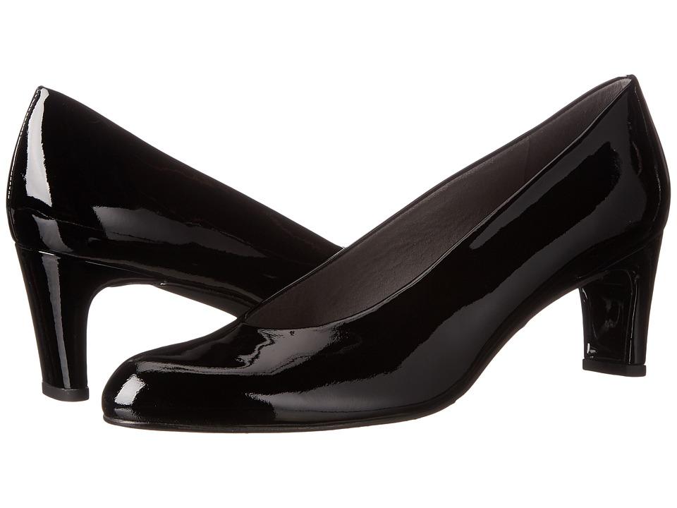 Stuart Weitzman - Chicpump (Black Soft Patent) High Heels