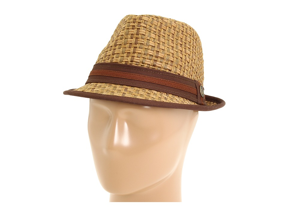 Goorin Brothers - Eric B (Brown) Fedora Hats