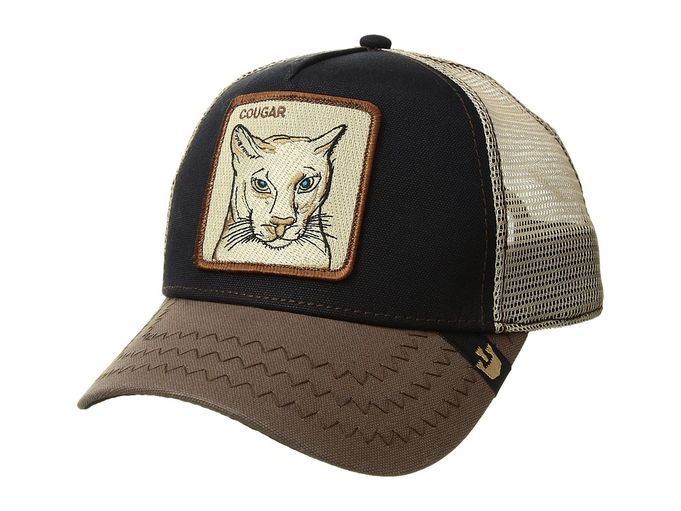 Goorin Brothers Animal Farm Cougar Navy Baseball Caps