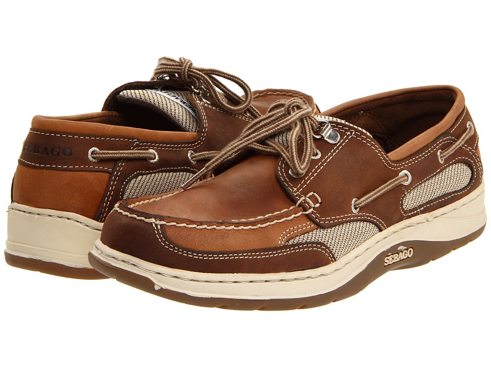Sebago Clovehitch II (Dark Taupe/Dark Brown) Men