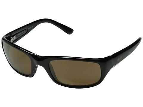 Maui Jim Stingray - Gloss Black/HCL Bronze Lens