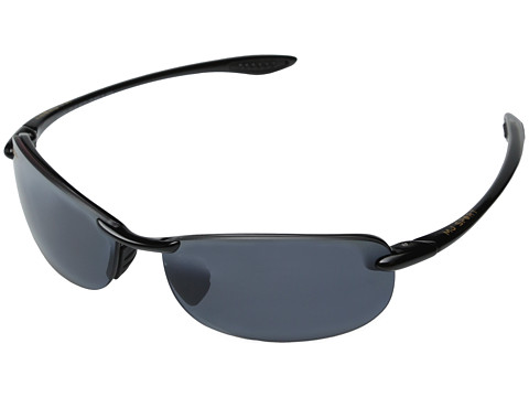 Maui Jim Makaha - Gloss Black/Neutral Grey Lens
