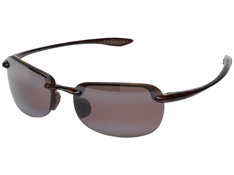 Maui Jim Sandy Beach (Tortoise/Maui Rose Lens) Sport Sunglasses