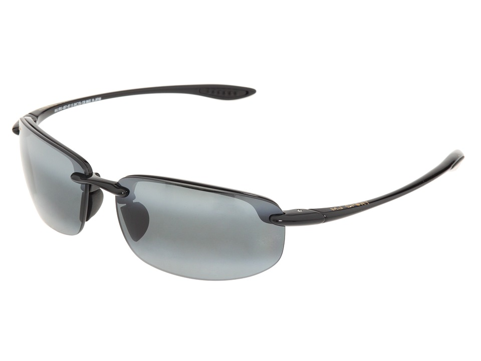 Maui Jim - Ho'okipa Readers 1.5 (Gloss Black/Neutral Grey Lens/1.5 Lens) Reading Glasses Sunglasses