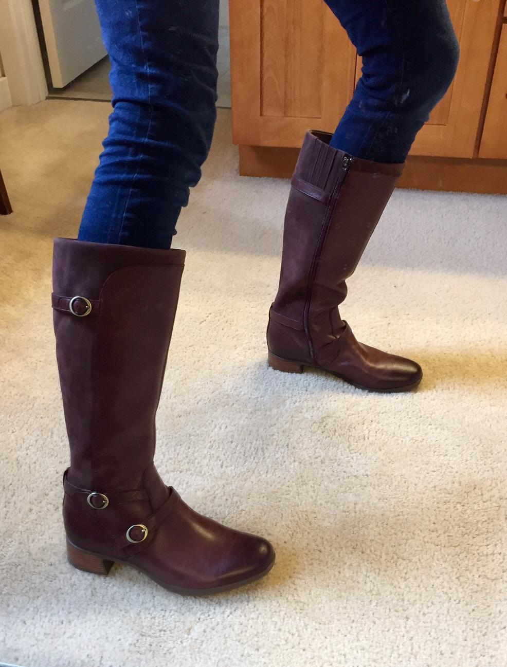 Dansko Women's Lorna Tall Boot