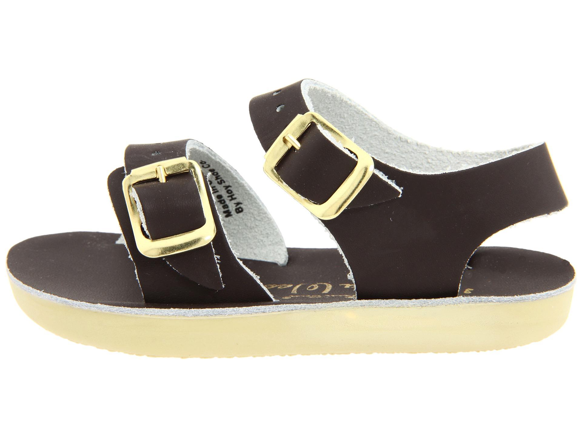 salt water sandal by hoy shoes sun san sea wees infant toddler at. Black Bedroom Furniture Sets. Home Design Ideas