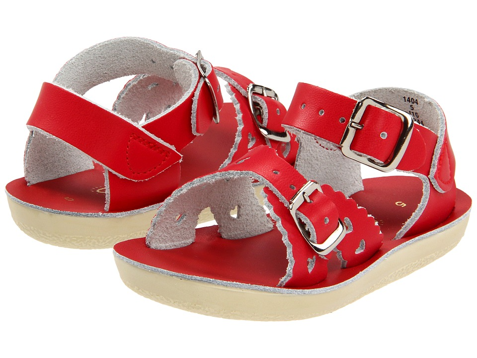 Salt Water Sandal by Hoy Shoes - Sun-San - Sweetheart (To...