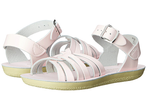 Salt Water Sandal by Hoy Shoes Sun-San - Strappy (Toddler/Little Kid) - Shiny Pink