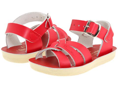 Salt Water Sandal by Hoy Shoes Sun-San - Swimmer (Toddler/Little Kid) - Red