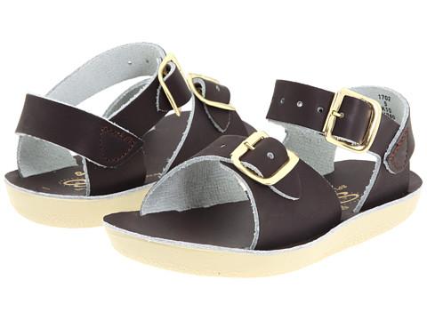 Salt Water Sandal by Hoy Shoes Sun-San - Surfer (Toddler/Little Kid) - Brown