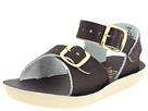 Salt Water Sandal by Hoy Shoes - Sun-San - Surfer (Infant/Toddler) (Brown) - Footwear
