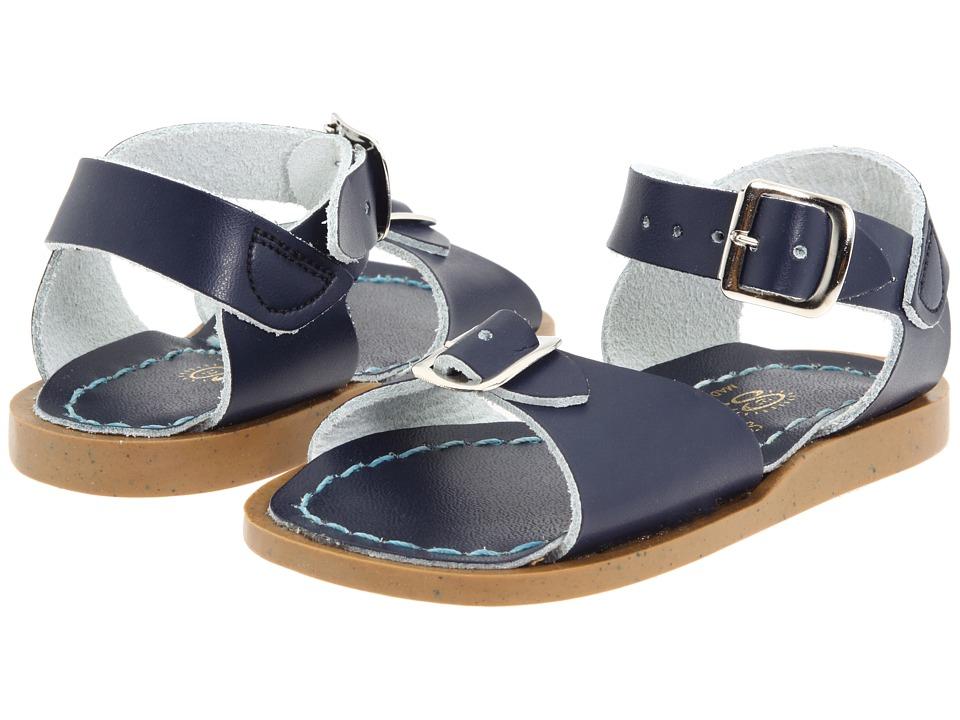Salt Water Sandal by Hoy Shoes Surfer Toddler/Little Kid Navy Kids Shoes