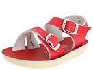Salt Water Sandal by Hoy Shoes - Sun-San - Sea Wees (Infant) (Red) - Footwear