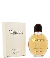 Calvin Klein - Obsession for Men by Calvin Klein Eau De Toilette 4.0 OZ Spray
