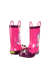 Western Chief Kids - Butterfly Rainboot (Infant/Toddler/Youth)