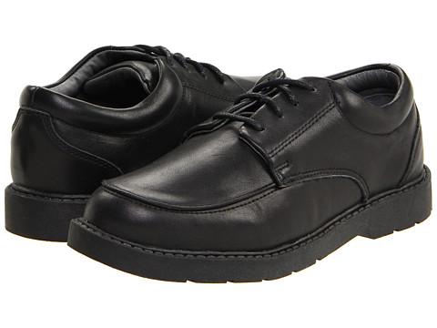 School Issue Graduate (Toddler/Little Kid/Big Kid) - Black Leather