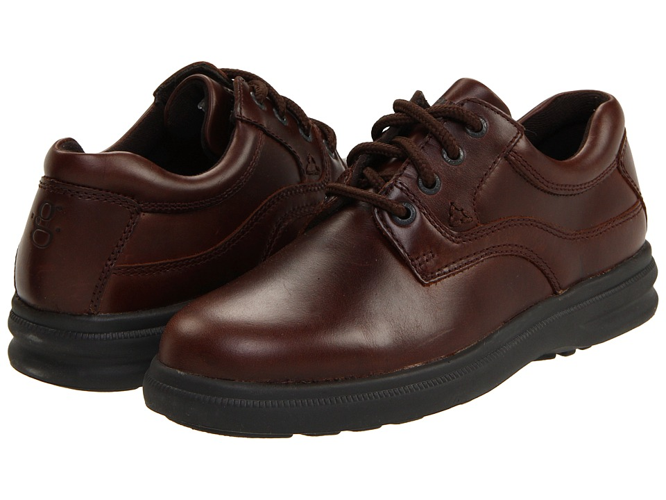 Hush Puppies - Glen (Brown Pull-Up Leather) Men
