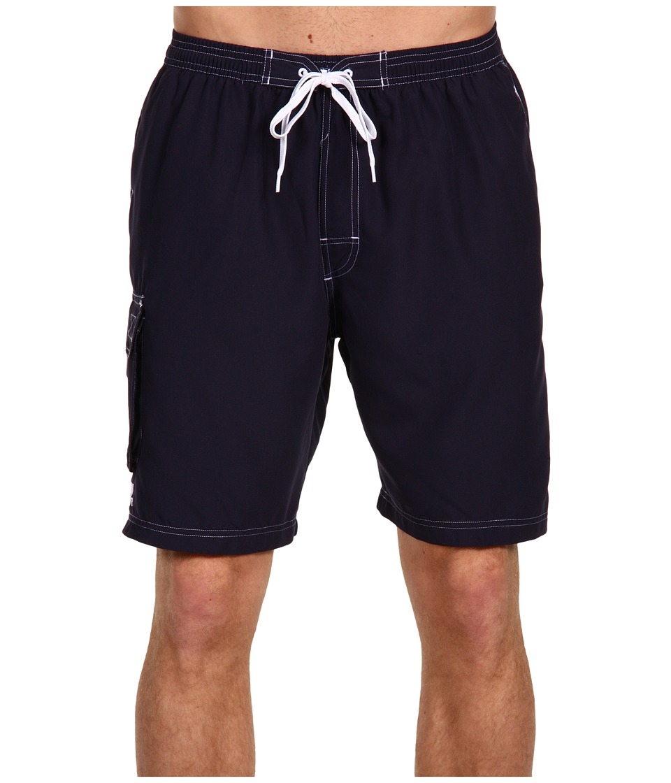TYR - Challenger Trunk (Basic/Navy) Mens Swimwear