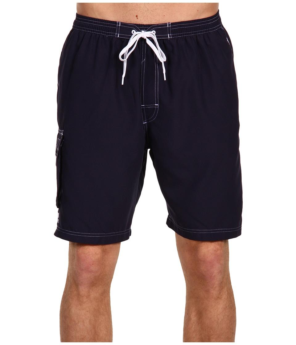 TYR Challenger Trunk BasicNavy Mens Swimwear