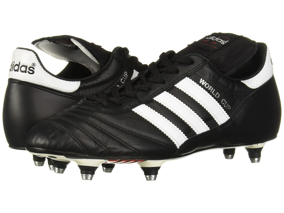 adidas - World Cup (Black/White) Mens Soccer Shoes