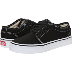 106 Vulcanized Core Classics (Black/White) Skate Shoes