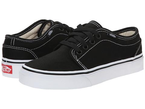 Vans 106 Vulcanized Core Classics - Black/White