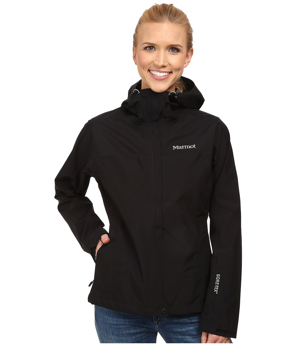 Marmot Minimalist Jacket (Black) Women's Coat
