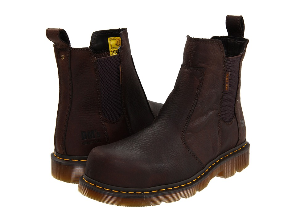 Dr. Martens Work Fusion ST Bark Industrial Bear Boots