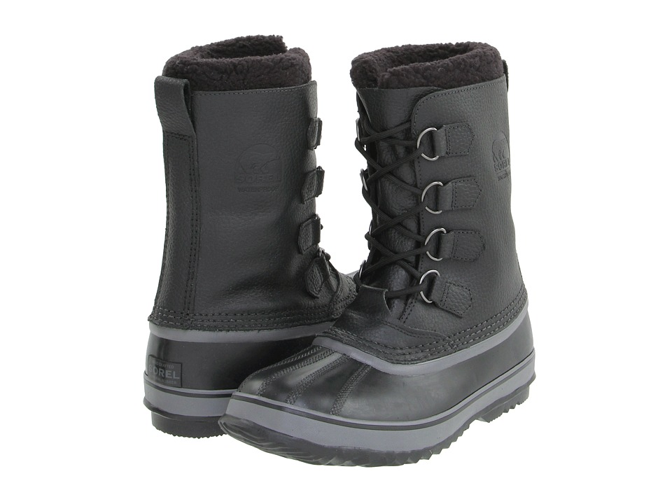 SOREL - 1964 Pactm T 2 (Black) Mens Cold Weather Boots
