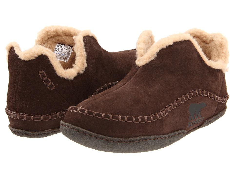 Sorel Manawantm (Bark) Men's Slippers