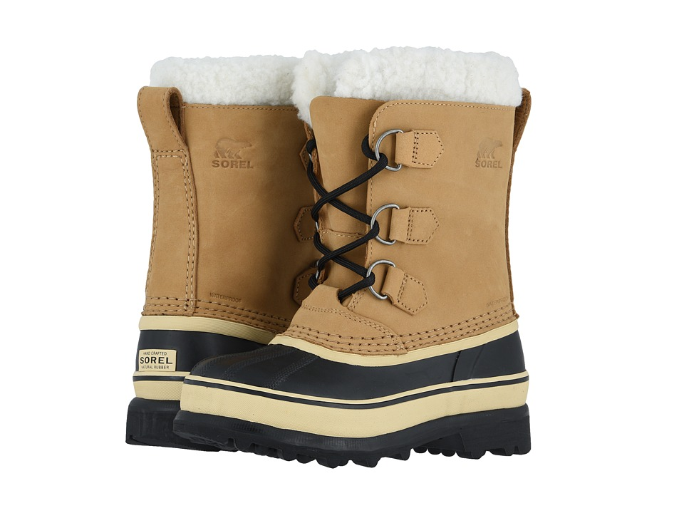 SOREL Kids Caribou Little Kid/Big Kid Buff Kids Shoes