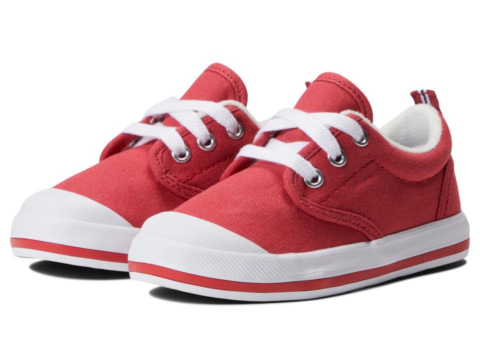 Keds Kids Graham (Toddler) (Red) Boys Shoes
