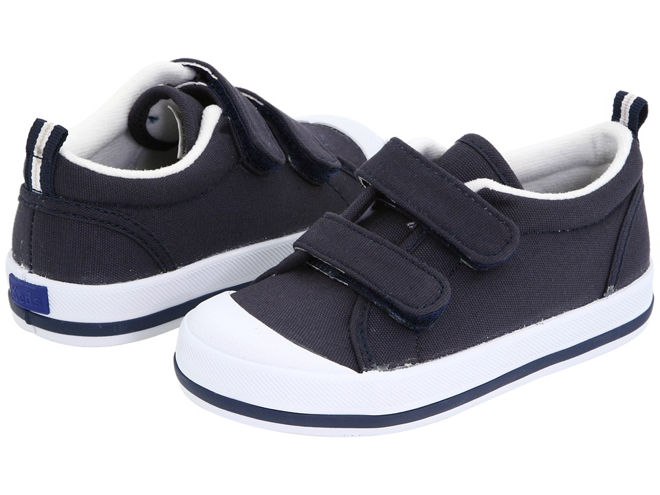 Keds Kids - Graham HL (Infant/Toddler) (Navy) Boys Shoes