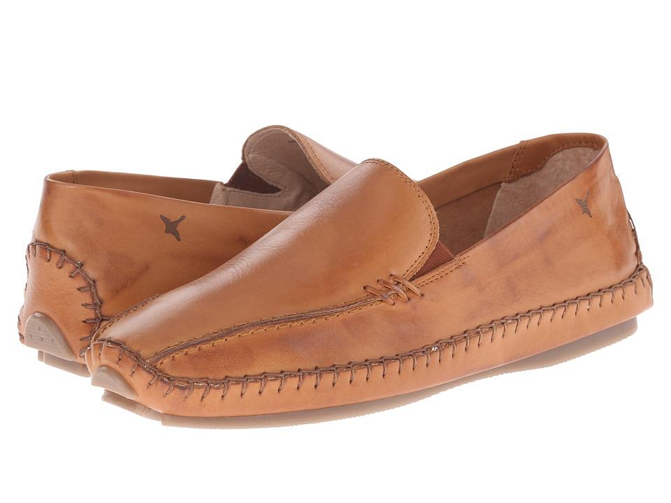 Pikolinos Jerez 578-8242 (Brandy Leather) Slip-On Shoes