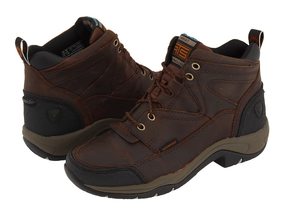 Ariat - Terrain H2O (Copper (Waterproof)) Women