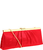 Jessica McClintock - Medium East/West Satin Clutch
