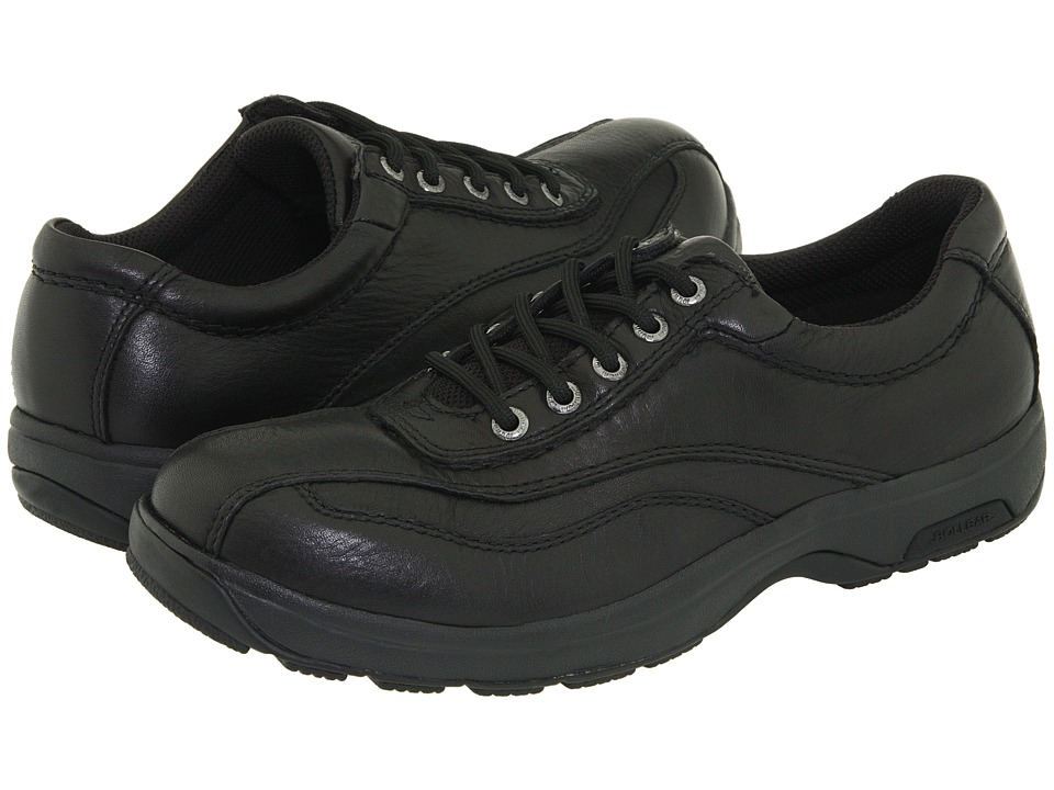 Dunham - Windsor Polishable (Black Polishable Leather) Men
