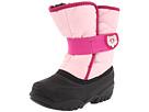 Kamik Kids - Snowbug2 (Infant/Toddler) (Pink/Black) - Footwear