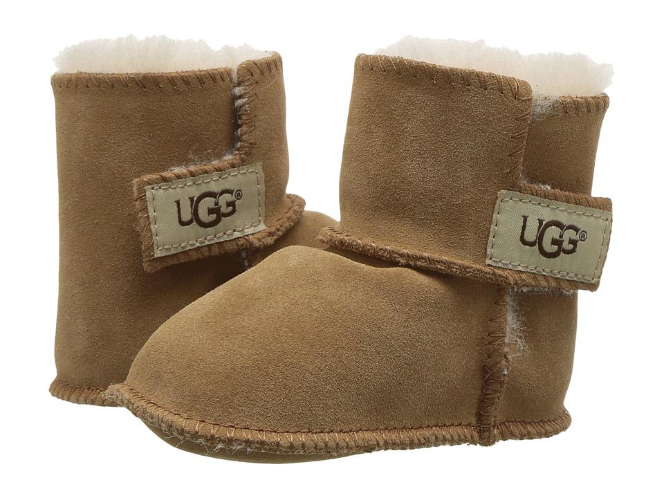 UGG Kids Erin (Infant/Toddler) (Chestnut) Girls Shoes