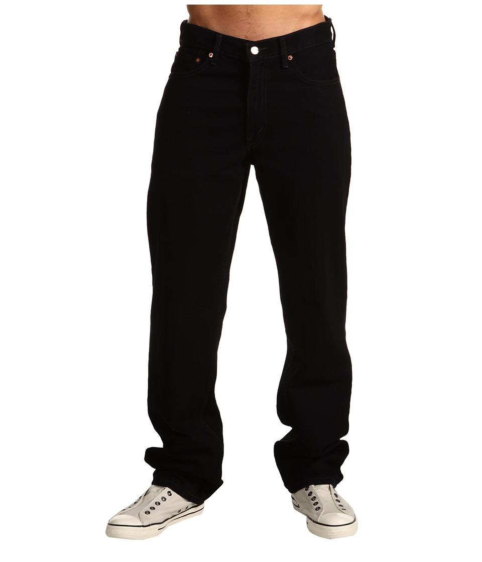 Levis(r) Big & Tall - Big Tall 550tm Relaxed Fit (Black) Mens Jeans