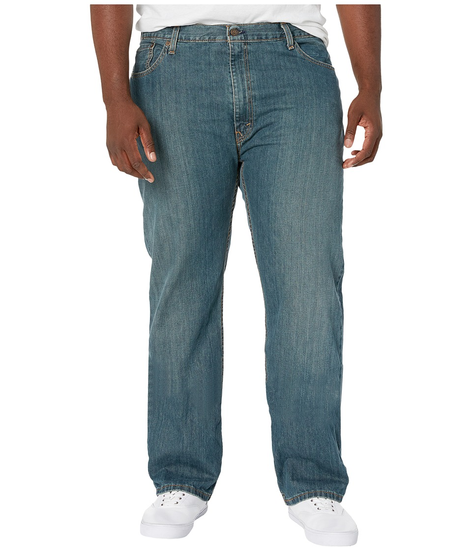 Levis(r) Big & Tall - Big Tall 559tm Relaxed Straight (Sub Zero) Mens Jeans