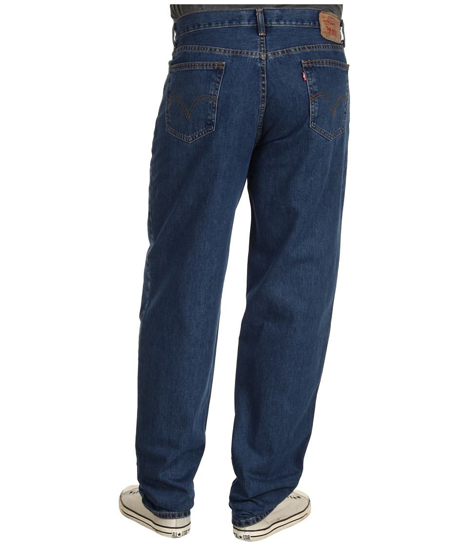 Levis(r) Big & Tall - Big Tall 560tm Comfort Fit (Dark Stonewash) Mens Jeans