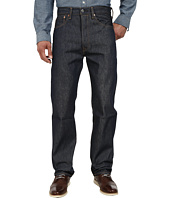 Levi's® Mens - 501® Original Indigo Shrink-to-Fit Jeans