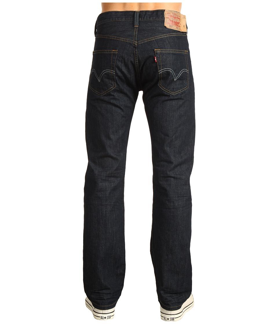 Levis(r) Mens - 501(r) Original - Trend (Dimensional Rigid) Mens Jeans