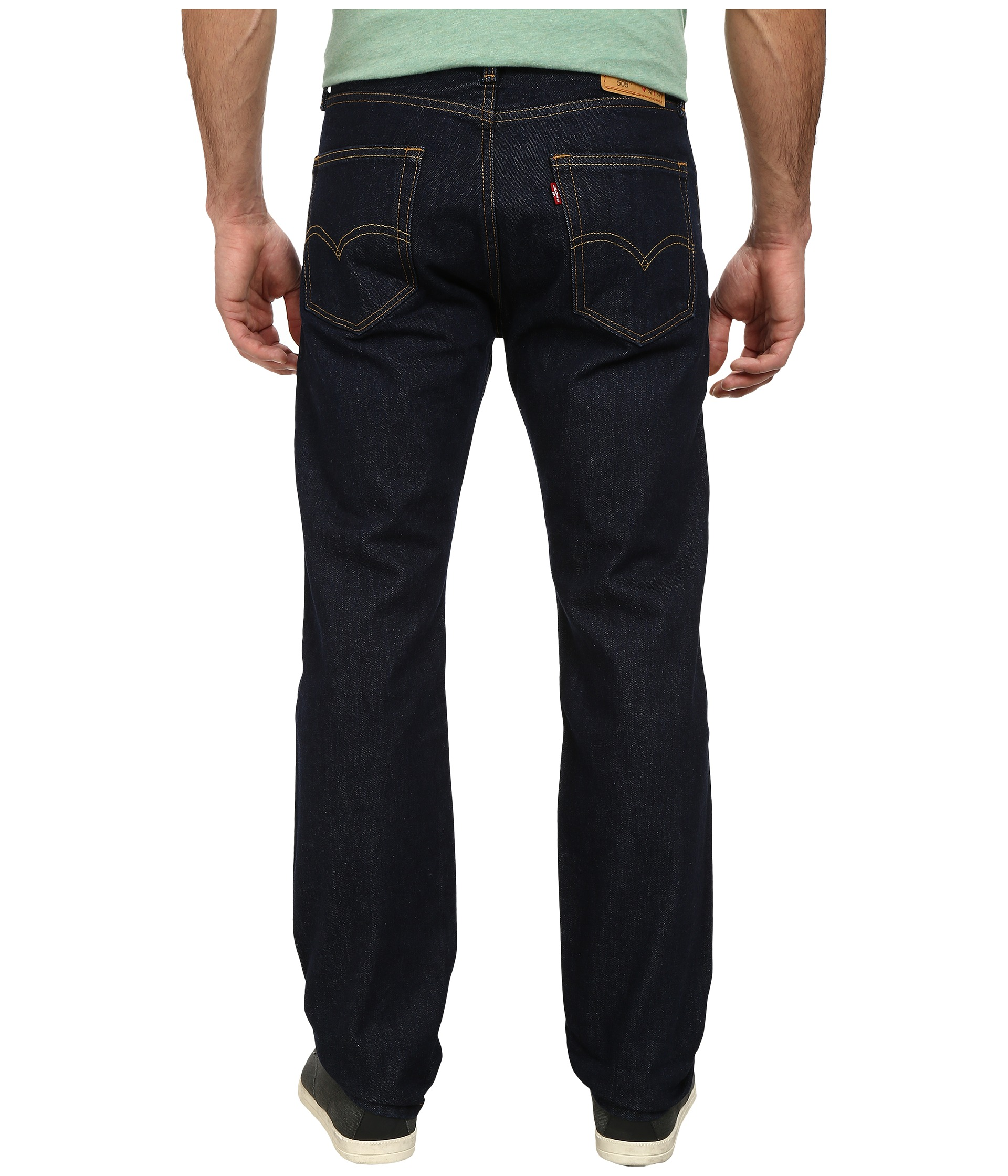 Levis 505 Mens Jeans Images Fit Hugo Polyvore