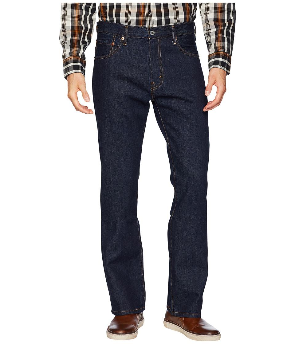 Levis(r) Mens - 517(r) Boot Cut (Rinse) Mens Jeans