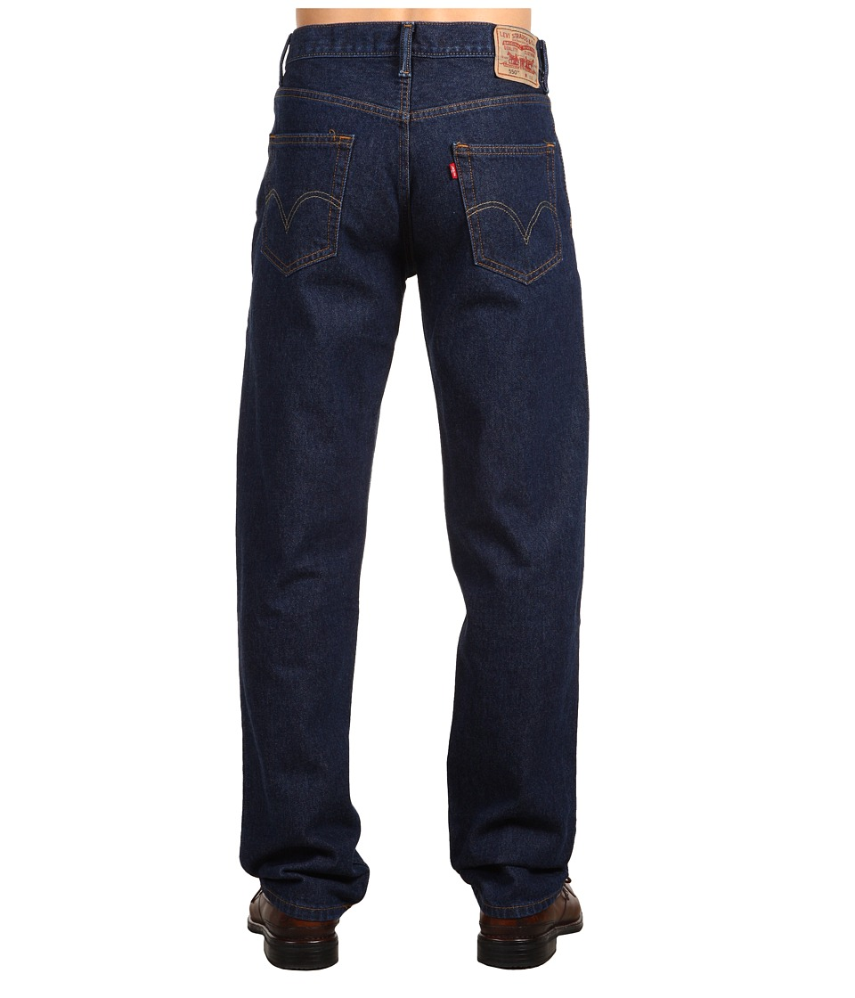 Levis(r) Mens - 550tm Relaxed Fit (Rinse) Mens Jeans
