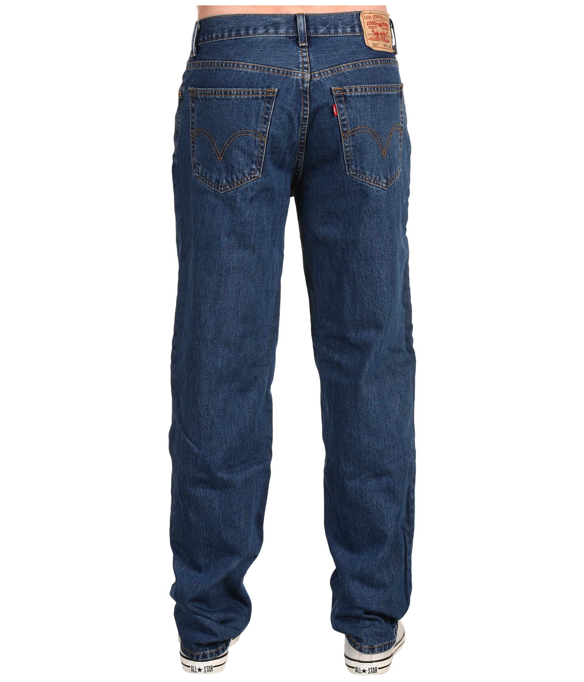 Jeans, Men, Relaxed Fit | Shipped Free at Zappos