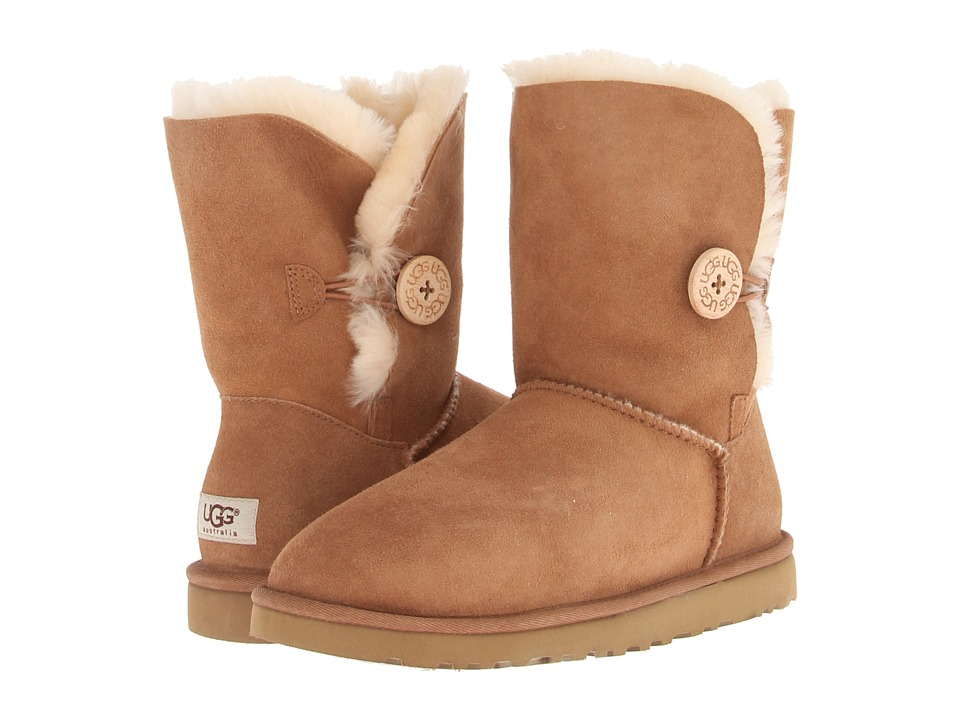 UGG - Bailey Button (Chestnut) Women